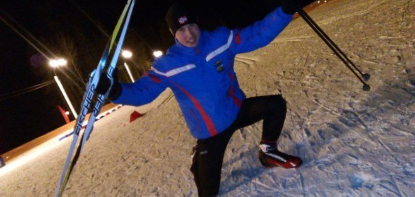 Полиатлонист из Удмуртии Иван Чухланцев выиграл этап Кубка России в Санкт- Петербурге