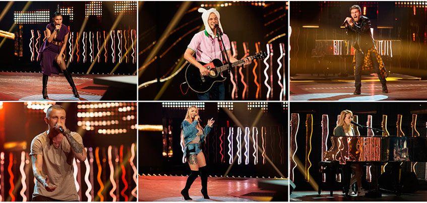В выходные на телеканале ТНТ смотрите кастинги шоу «Песни»