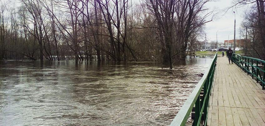 Паводок в Ижевске: будет ли потоп или обойдется?