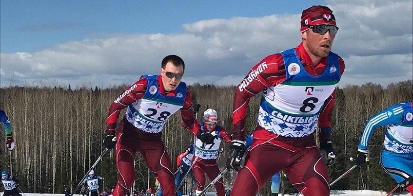 Максим Вылегжанин завоевал «бронзу» в гонке на 50 км чемпионата России