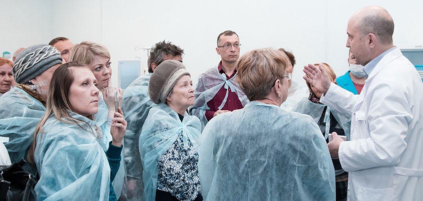 «Школа станет надежной опорой»: в Ижевске прошла школа нефрологического пациента
