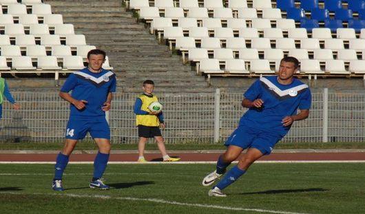 Ижевские футболисты выиграли у «Рубина-2» со счетом 2:0