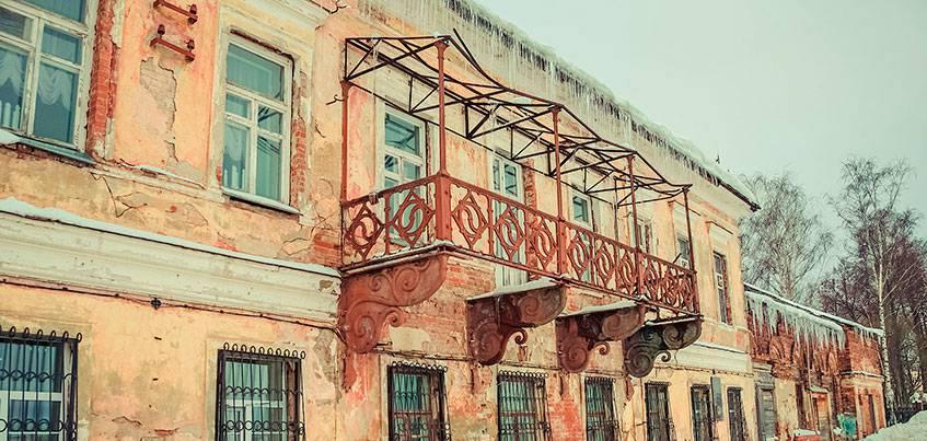 В Ижевске не удалось сдать в аренду Генеральский дом