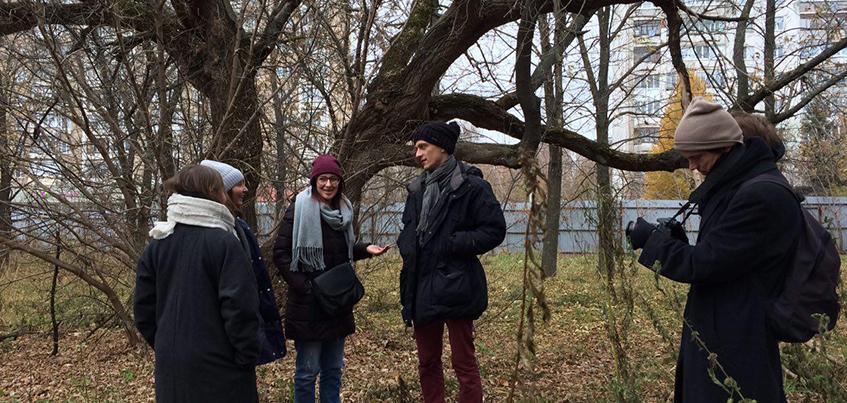 Проект «Открытого сада» на улице Пушкинской представят жителям Ижевска