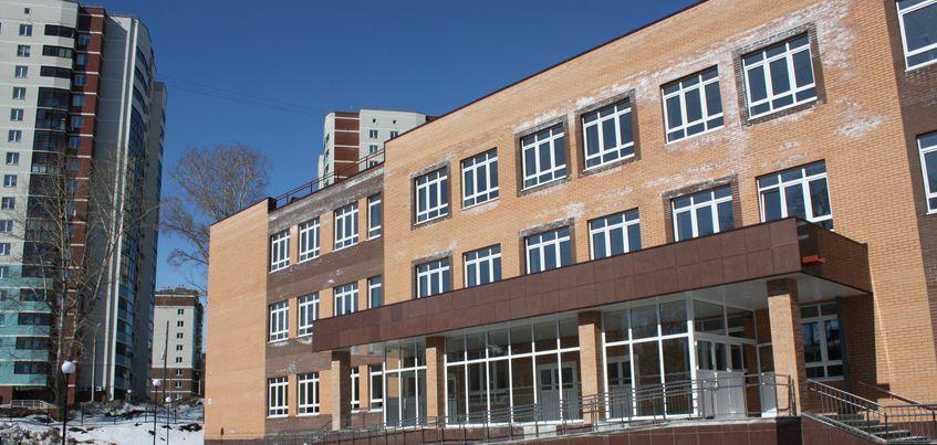 Издательский центр и интерактивные классы: как оборудовали новую школу на переулке Прасовский в Ижевске