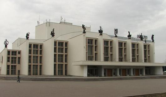 Обновленный Театр оперы и балета в Ижевске откроют к Новому году