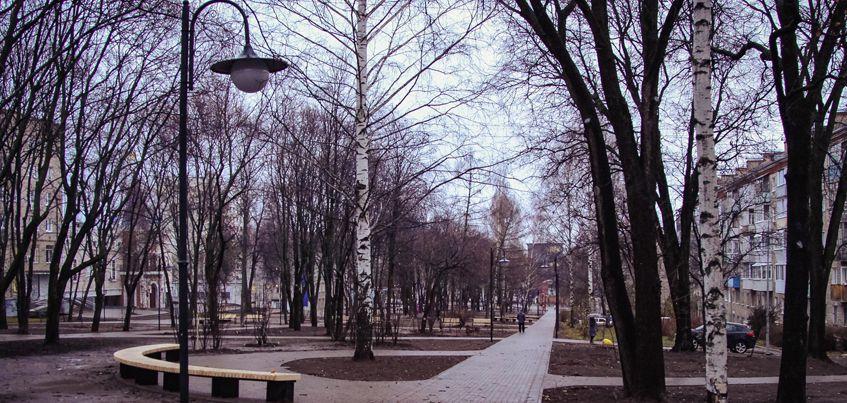 Ижевский бульвар Гоголя попал в число лучших благоустроенных зон отдыха в России