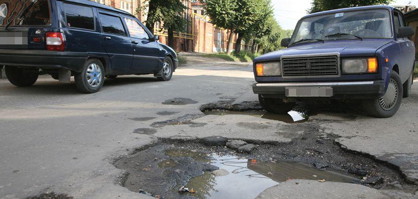 Сэкономленные на ремонте дорог 30 миллионов рублей получит Камбарка