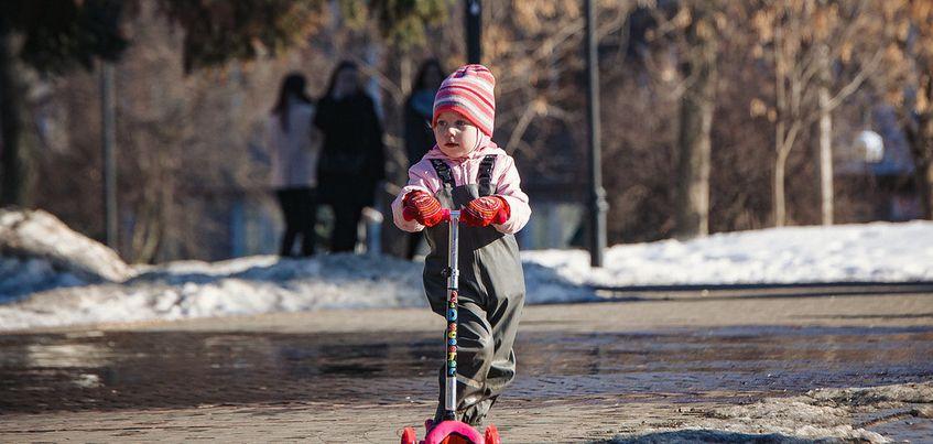 Погода в Ижевске: ранняя весна и потепление до +15