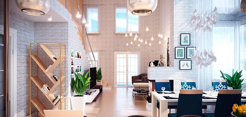 Второй свет: в Ижевске можно купить квартиру с потолками почти в 5 метров