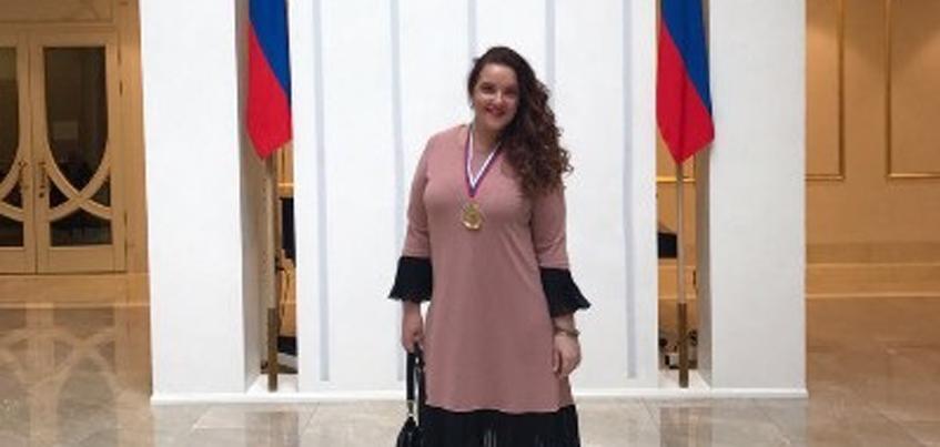 Ижевчанка стала победителем Всероссийского конкурса «Педагогический дебют-2018»