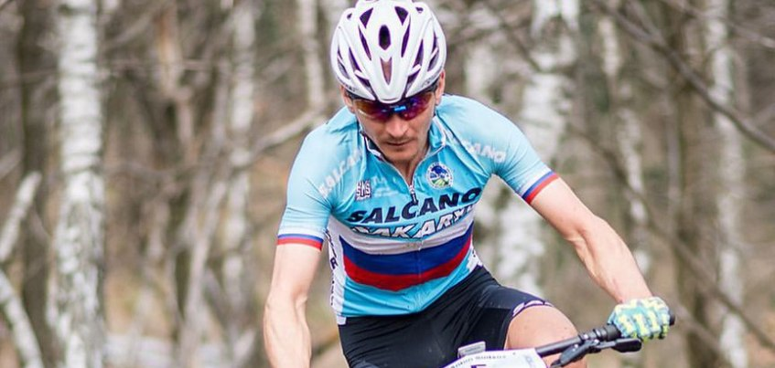 Маунтинбайкер из Удмуртии Антон Синцов попал в десятку лучших на международной гонке