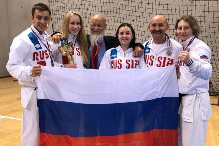 Ижевчанка выиграла две медали на Кубке Европы по восточному боевому единоборству сётокан