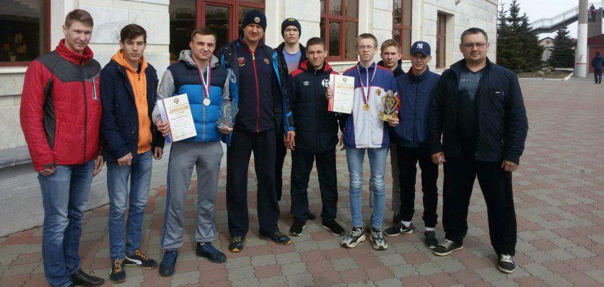 Спортсмены из Удмуртии завоевали путевки на первенство мира и Евразийские игры боевых искусств