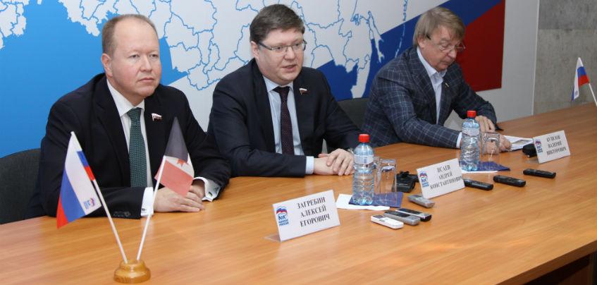 Общий доход депутатов Госдумы от Удмуртии в 2017 году составил более 18 млн рублей