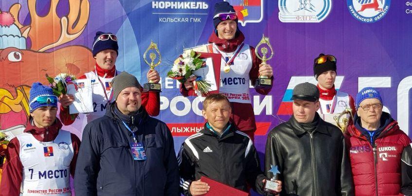 Уроженец Удмуртии Сергей Ардашев выиграл лыжный марафон в Мончегорске