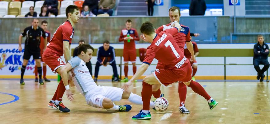 Не оплатили взносы: глазовский «Прогресс» проиграл в матче чемпионата России по мини-футболу