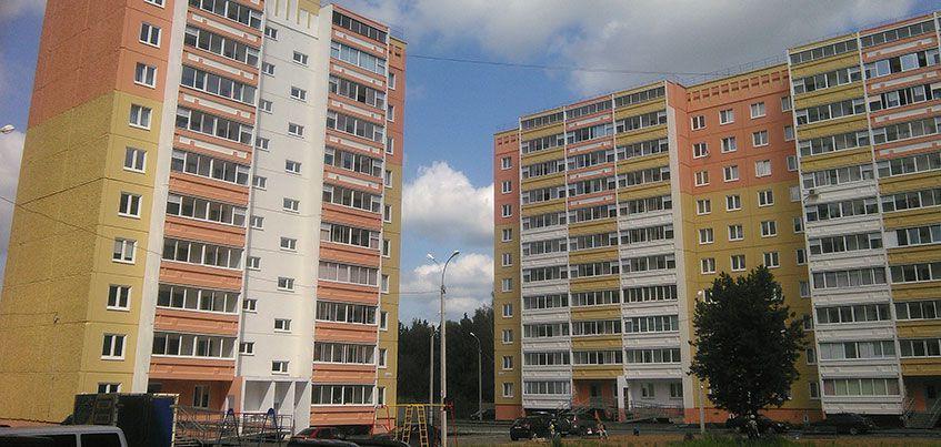 Панельные дома нового поколения