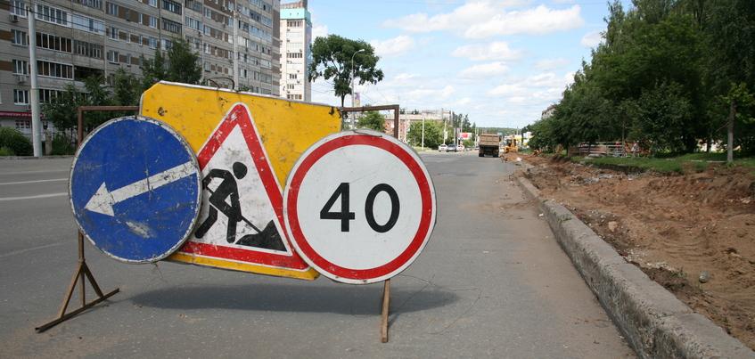 Два дорожных участка отремонтируют в Удмуртии методом ресайклинга