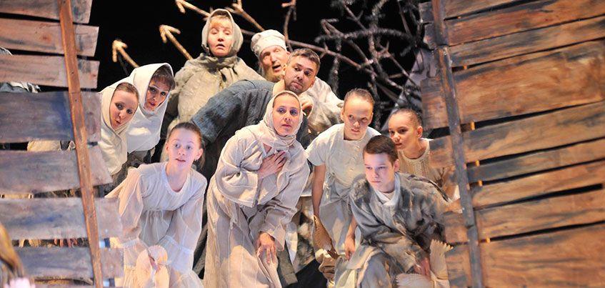 9 миллионов рублей на купола и свечи: в Ижевске состоялась премьера оперы Николая Римского-Корсакова