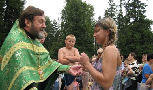 Крещение ижевчан в парке Космонавтов отменили