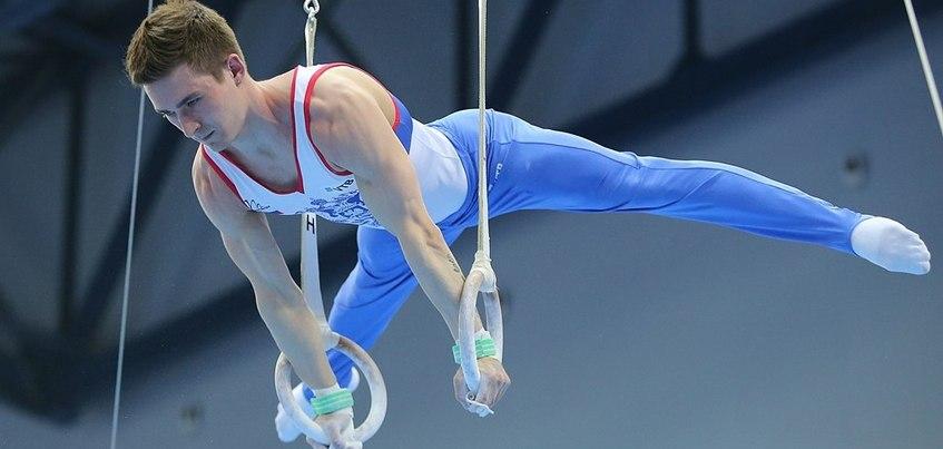 Гимнаст из Удмуртии Давид Белявский выиграл еще две медали на чемпионате России