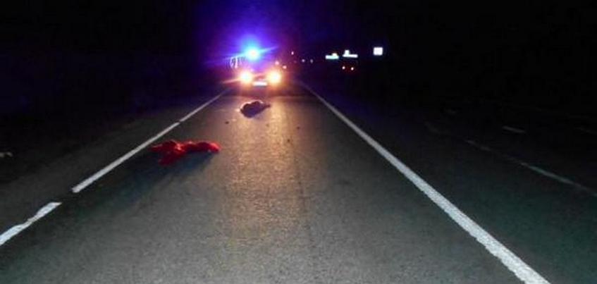 Женщина погибла в ДТП в Алнашском районе