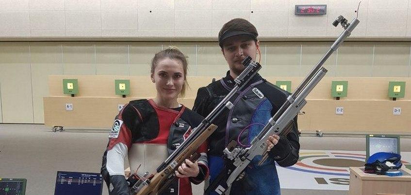 Ижевчанка Дарья Вдовина выиграла серебро на этапе Кубка мира по стрельбе