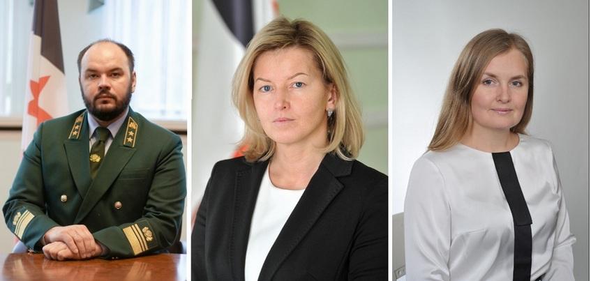 Глава Удмуртии назначил трех министров