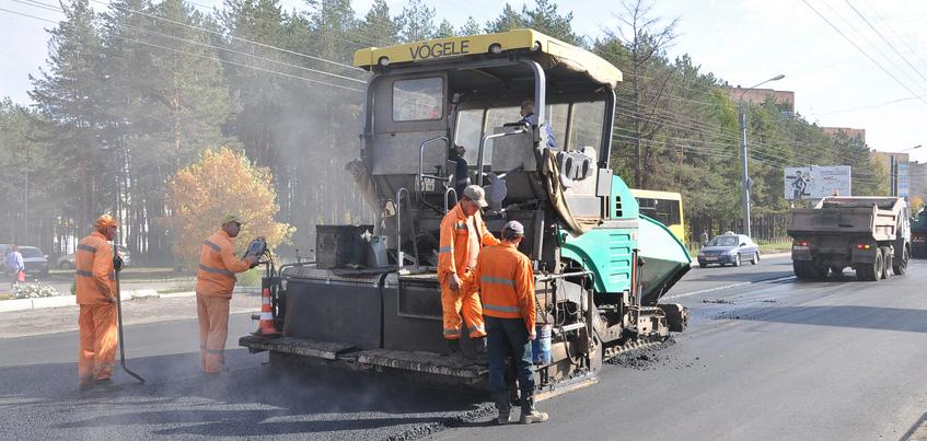 Ремонт дорог в Ижевске начнут во второй половине мая