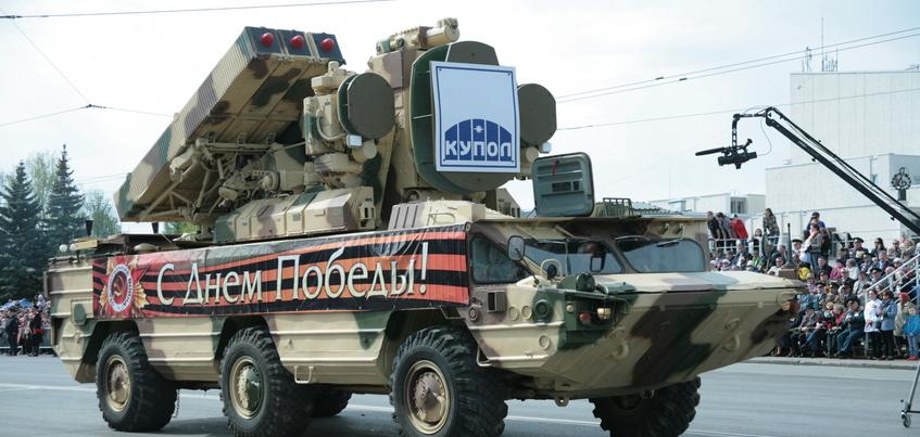 «Торы» и «Осы» проедут на Параде Победы в Ижевске