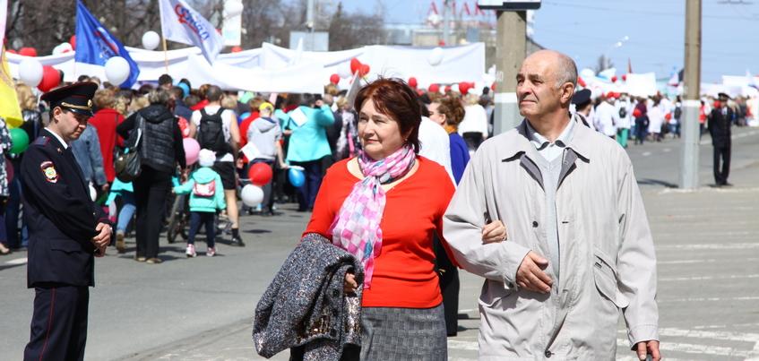 Музыку включат на улицах Ижевска 28 апреля