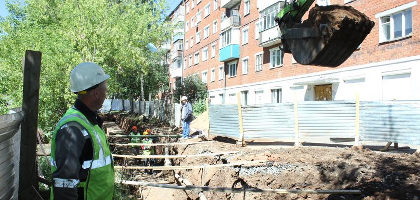 Гидроиспытания сетей в Ижевске начнутся по окончании отопительного сезона
