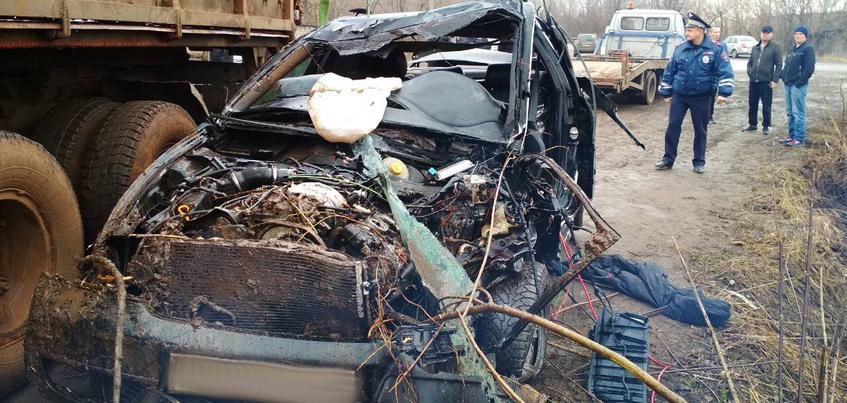 Водитель и три пассажира Audi погибли в Сарапуле