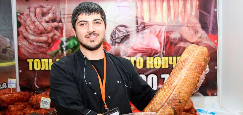 В Ижевске продолжает свою работу известная в 19 городах России «Всероссийская ярмарка»