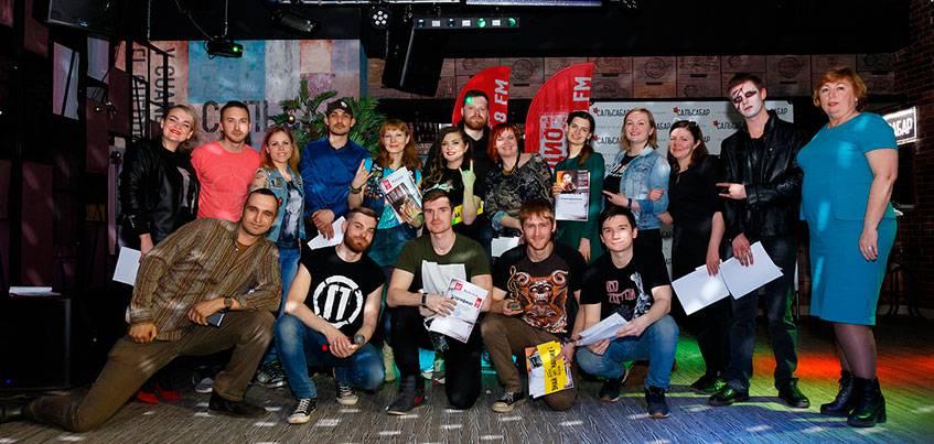 В Ижевске состоялся первый в этом году караоке-баттл от «НАШЕго Радио»