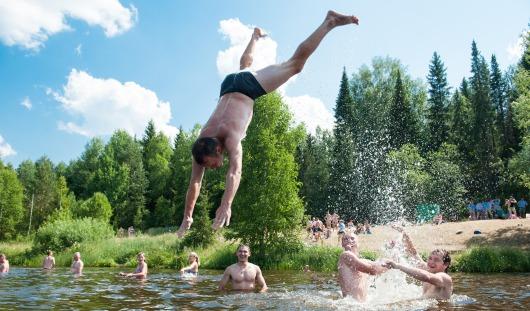 В среду, 30 июля, в Ижевск придет 30-градусная жара