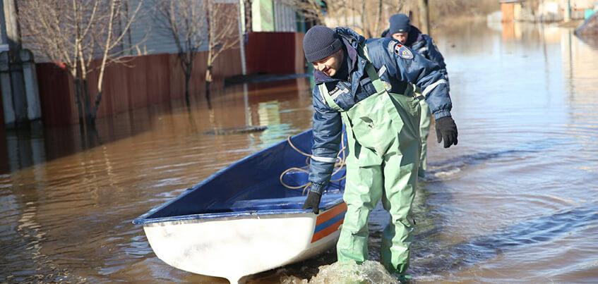 Режим ЧС из-за паводка могут ввести в северных районах Удмуртии