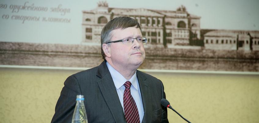 И.о. главы Ижевска стал Сергей Задорожный