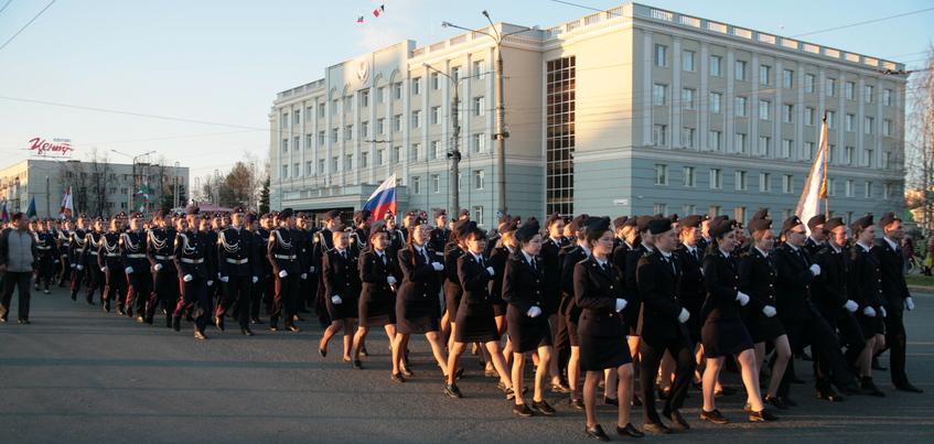 Генрепетицию Парада Победы в Ижевске проведут 5 мая