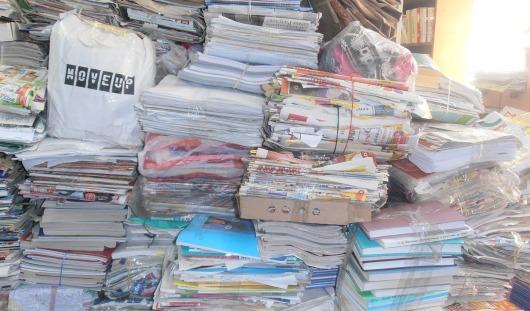 С 29 июля по 1 августа ижевчане могут сдать макулатуру, пластик и алюминий