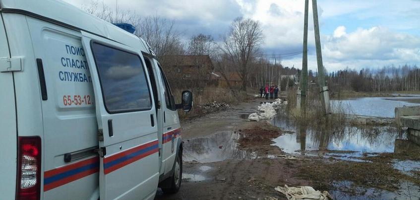 30 жалоб на подтопления домов поступило от жителей Ижевска
