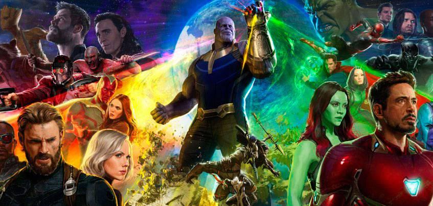 Тест для ижевчан: На кого из «Мстителей» вы похожи?