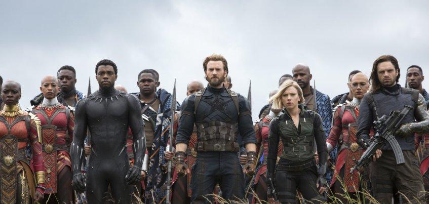 Уникальный дизайн каждого эпизода и грандиозные битвы: что увидят ижевчане в фильме «Мстители. Война бесконечности»?