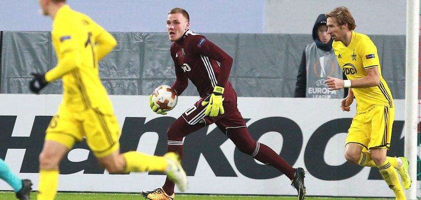 Вратарь из Ижевска стал чемпионом России по футболу