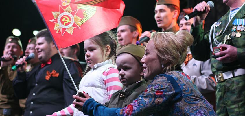 Довоенный вальс и истории героев: в Ижевске пройдет гала-концерт «Песни нашей Победы»
