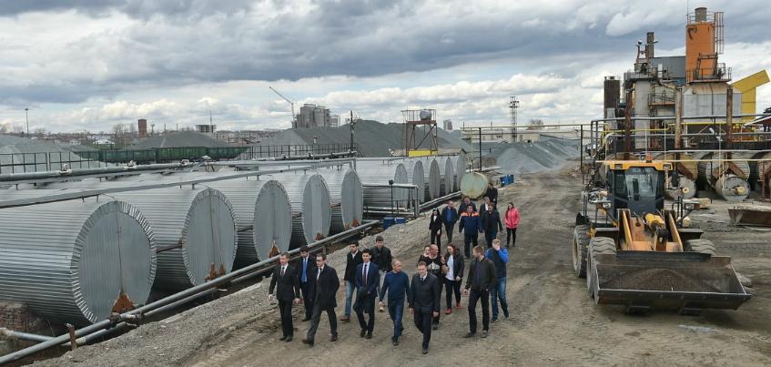 Ремонт дорог в Ижевске планируют завершить к 21 августа
