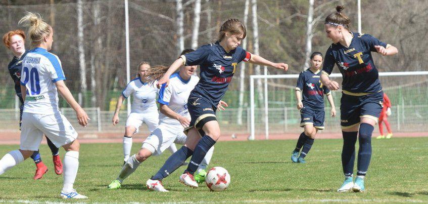 Футболистки ижевского «Торпедо» проиграли в первом домашнем матче Высшей лиги
