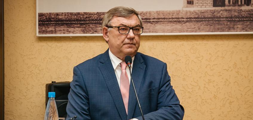 Депутаты согласовали отставку Юрия Тюрина с поста главы Ижевска