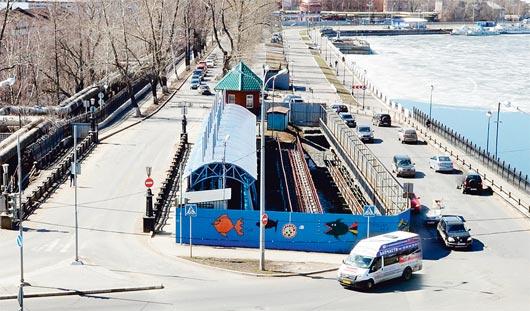 В Ижевске с 31 июля по 2 августа закроют дорогу через плотину